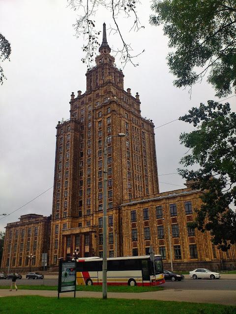 Qué ver en Riga. El Pastel de Riga