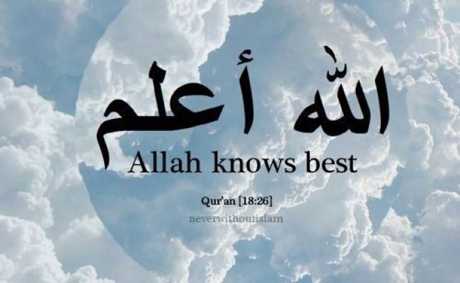 Allah Is Always With Me My Favourite Food Cute766