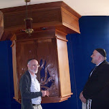 IVLP 2010 - Visit to Jewish Synagogue in IOWA - 100_0846.JPG