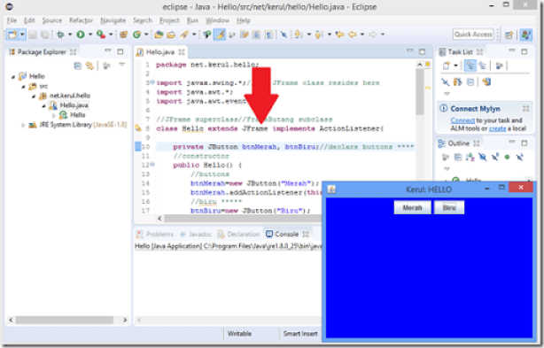 example-with-JFrame
