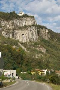 Trail Lago d'Orta 2012 - Madonna del Sasso