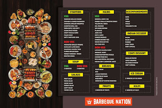 1.Barbeque Nation