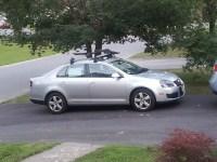 VWVortex.com - FS: OEM MKV Jetta roof racks and Thule ...