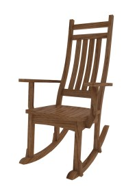 Trestle Mission Rocking Chair | Rocker in the Trestle ...