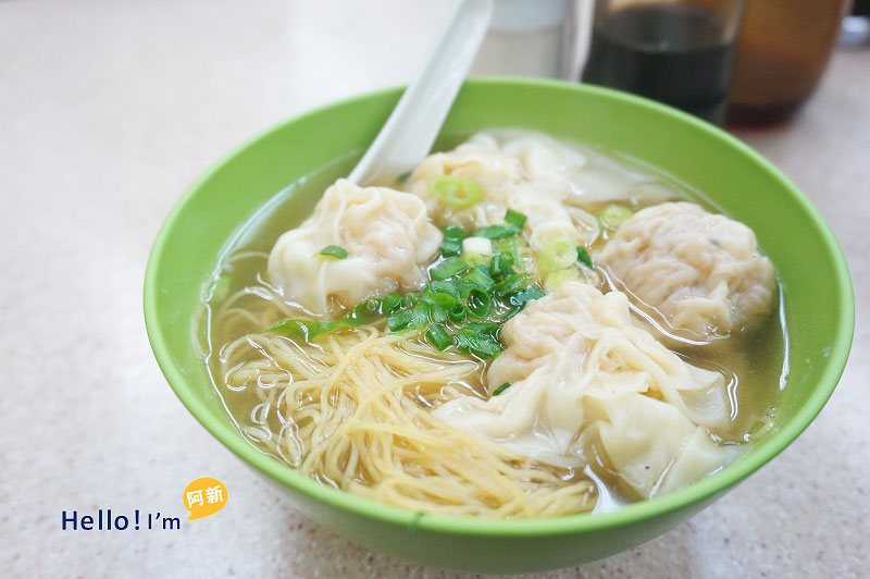 香港中環美食,權記雲吞麵-8