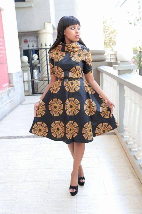 New African Kitenge Designs