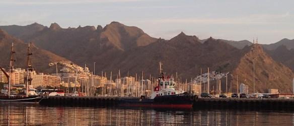 Land in zicht! Tenerife