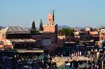 Marrakech par le magicien mentaliste Xavier Nicolas Avril 2012 (247).JPG