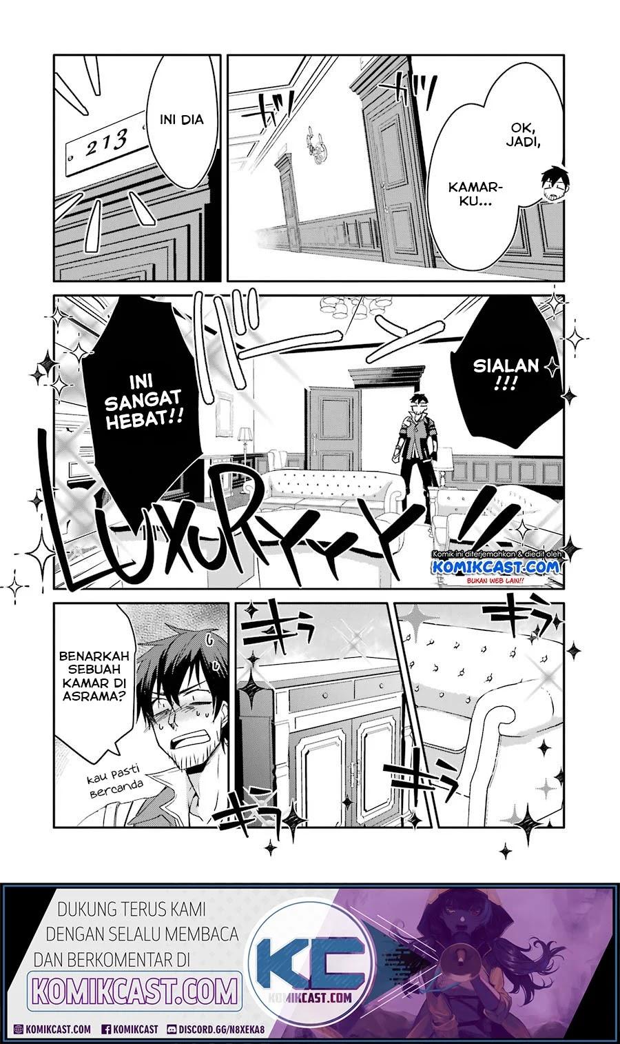 Mannen D-rank No Chuunen Boukensha Yotta Ikioi De Densetsu No Ken Wo Hikkonuku: Chapter 12 - Page 25