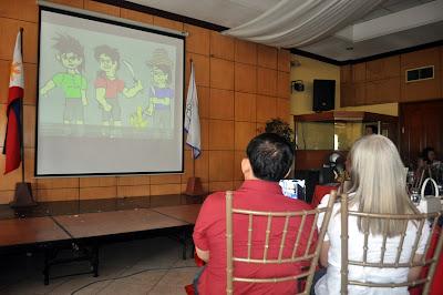 Flash Animation Video Contestant (Lemuel Alitre)