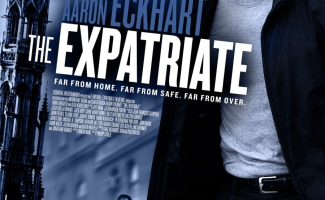 Double O Section Movie Review Erased Aka The Expatriate 2012