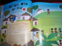 Funfritzfamily Barefoot Books & Giveaway Winners