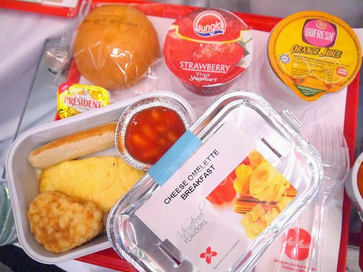 Big Breakfast Meal airasia
