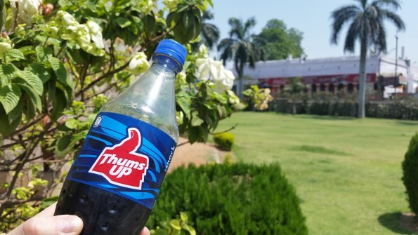 Thums up cola