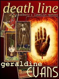 Geraldine Evans's Books DEATH LINE PUBLISHED WITH TRAILER 2020 September 28