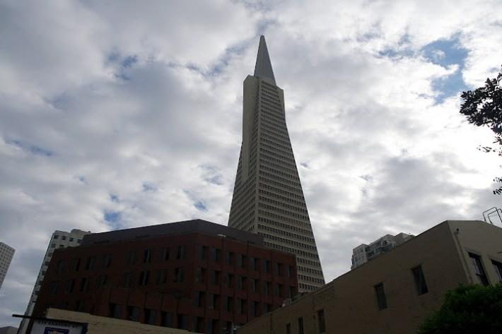 Edificio Transamerica, San Francisco