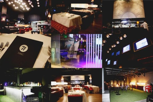romantic restaurants in manila 71 Gramercy Makati