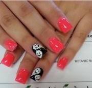 latest & beautiful nail art
