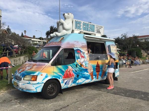 Bondi Beach Ice Cream