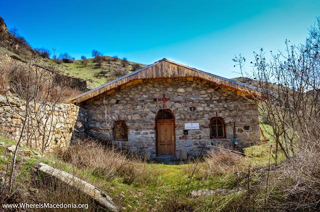 DSC 0159 - Chebren Monastery in Mariovo - Photo gallery