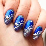 winter nail art 2017