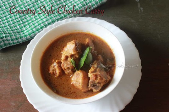 Country Style Chicken Curry1
