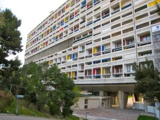 Corbusier's Cité Radieuse