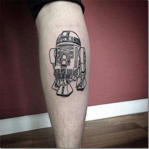 Tatuajes De Hombres En La Pierna Mejores Fotos Tatuajes247