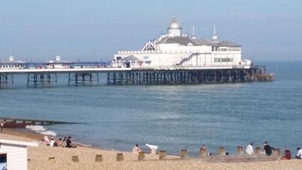Views of Eastbourne