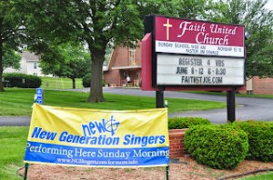 2014 - SingOuts - Faith United Church