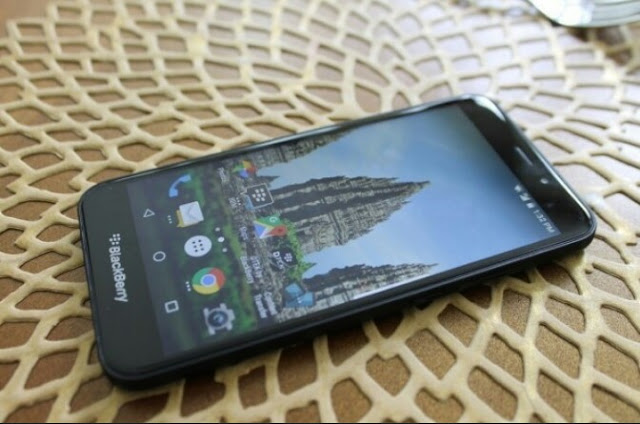 Blackberry Aurora - Price And Specifications In Nigeria 2