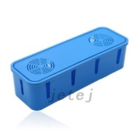 Plastic Cable Storage Box Wire Management Socket Safety ...