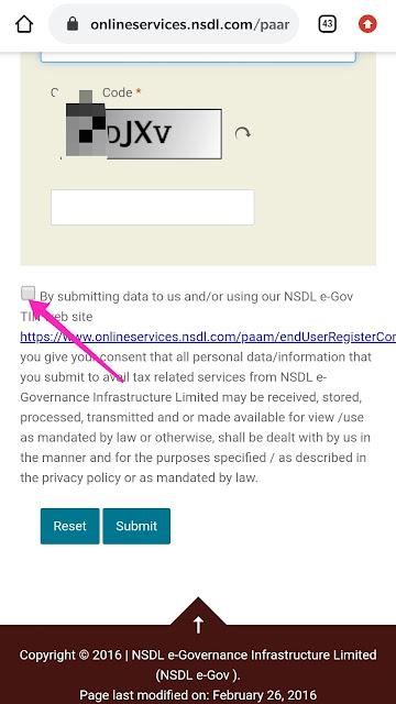 NSDL Pancard kase kadhayche information in marathi