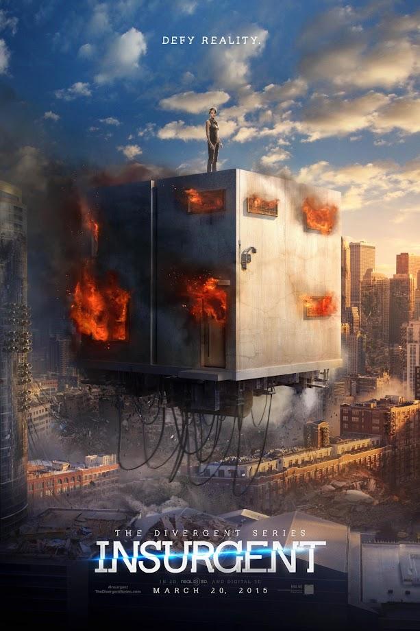 """'Desafie a realidade' com o teaser trailer oficial de """"Insurgente"""""""