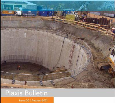 PLAXIS Bulletin 30 de otoño de 2011