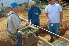 Systems Contracting Verifying Anchor Bolts in Foundations