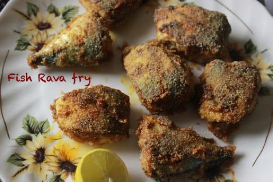Fish Rava fry4