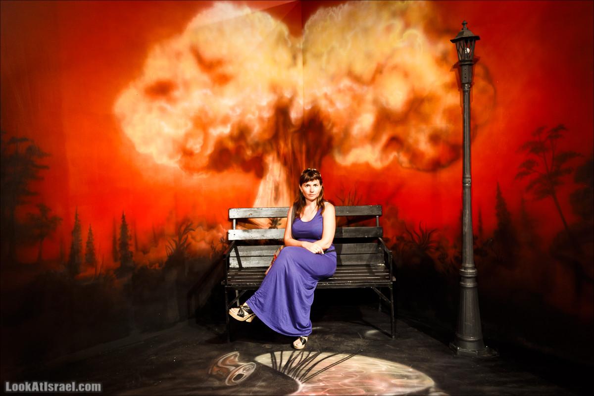 Выставка оптических иллюзий Трик Арт в Тель-Авиве | Trick art Tel-Aviv | טריק ארט תעתועי ראייה | LookAtIsrael.com - Фото путешествия по Израилю