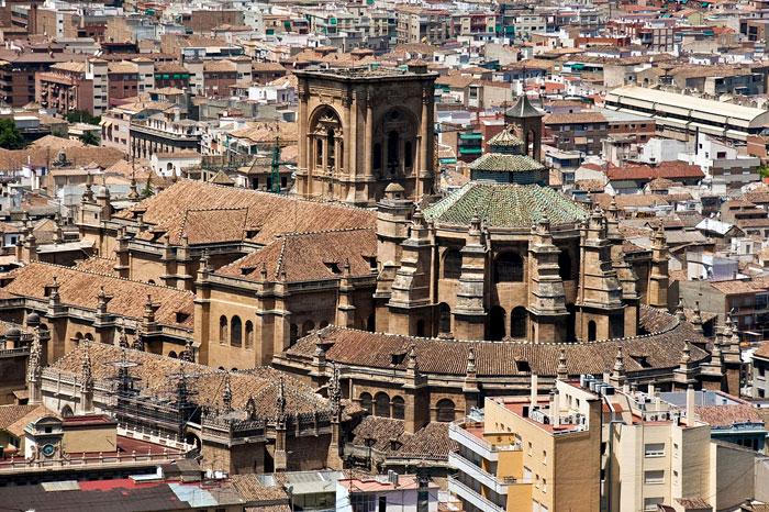 Гранада, история города
