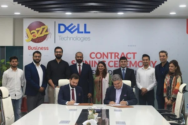 Jazz Business partners with Dell Technologies