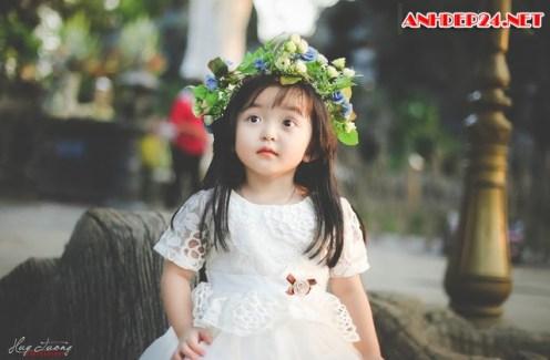 Trọn Bộ Hình Ảnh Bé Gái Dễ Thương Nhất Việt Nam