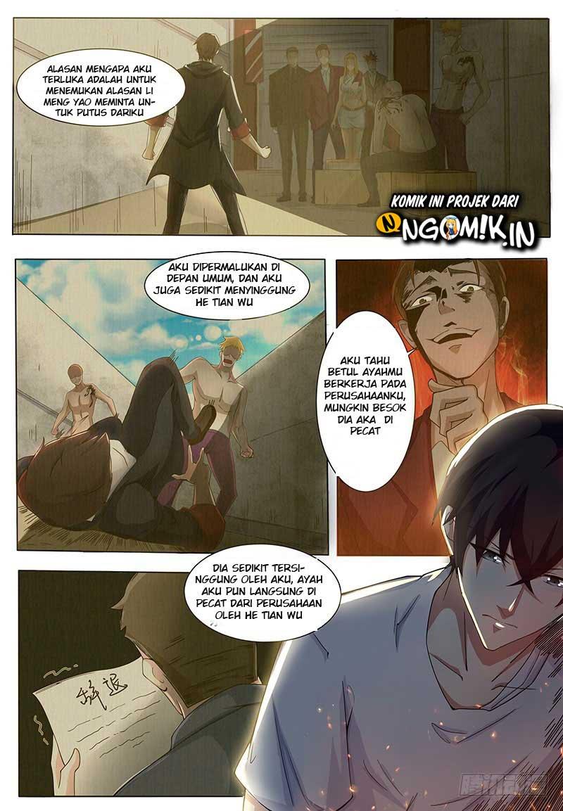 Zui Qiang Shen Wang: Chapter 01 - Page 9
