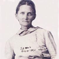 Sarah Kelley 1854