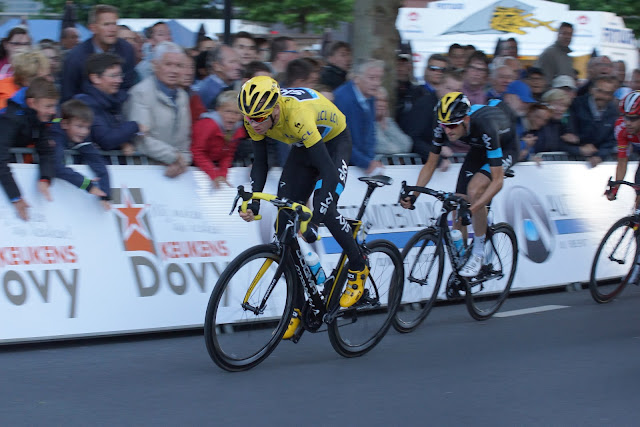 aanval Chris Froome