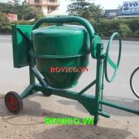 Giao máy trộn bê tông cho cửa hàng Thanh Hoàng - Bạc Liêu