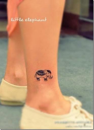 70 Mejores Diseños De Tatuaje De Elefante Y Las Ideas Tatuajes247