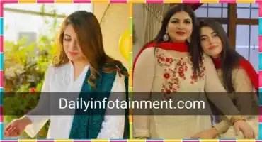 Shagufta Ijaz daughter Anya Ali celebrates her Birthday