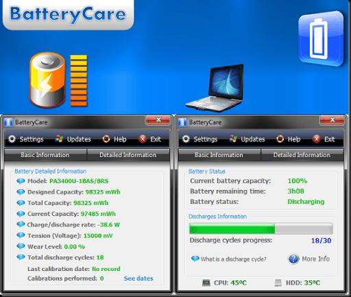 tutorial menggunakan bateray laptop awet
