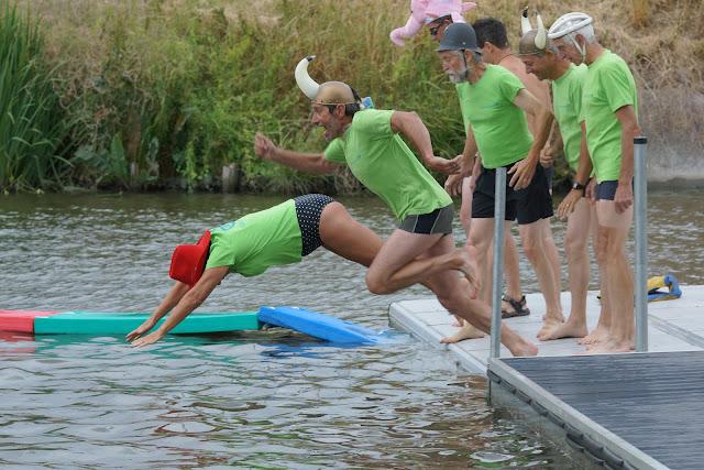 Natuurpunt springt mee voor proper water aan Big Jump