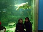 Myrthe en Tes in Shanghai Zoo